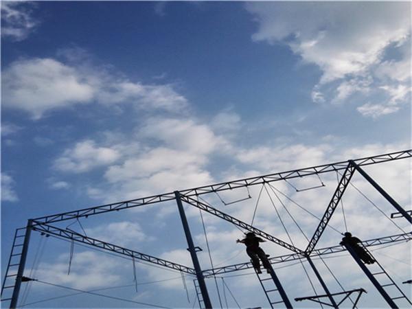 高空抓杠游戏规则怎么操作-高空抓杠项目怎么样
