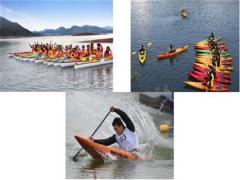 皮划艇运动的好处_深圳皮划艇基地海上皮划艇运