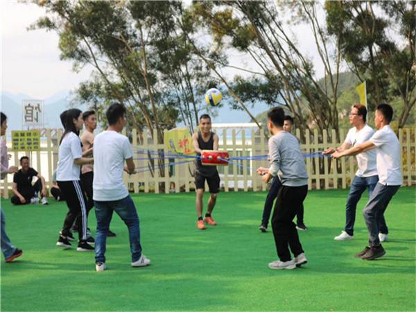 深圳宝龙比亚迪公司团建一日游首选南澳七娘山