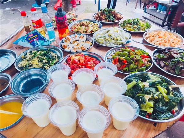 清明节富士康团队首选南澳七娘山野炊团建趣味