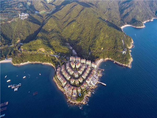 深圳海边有哪些民宿-大鹏半岛别墅民宿推荐