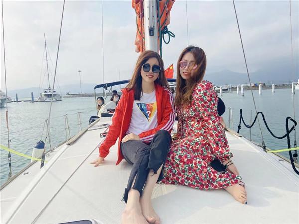 七星湾游艇出海路线-七星湾游